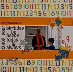 Enjoy your birthday, be happy today & always
