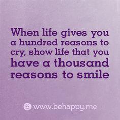 behappym, life, reason, yup, smile