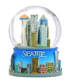 Seattle Snow Globe, just $14.99