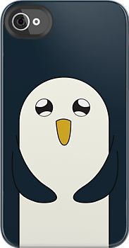 Adventure Time - Gunter Case for the iphone 4