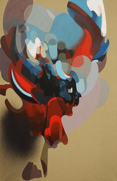 Modern art by Rafael Gerlach aka SatOne