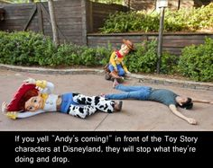 I want to go to Disney and try this.