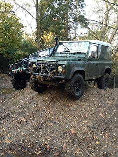 Land Rover Defender 90 24 Tdi