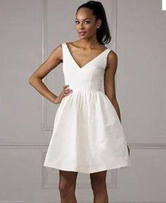 Priscilla of Boston ivory dress, size 2, $200