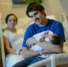 Newborn Hospital Pictures