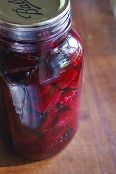Fermented Foods + Spiced Fermented Lemons & Fermented Citrus Beets w/ Ginger
