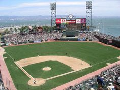 san francisco giants, ballpark favorit, parks, att park, sf giant, awesom, place, homes, sanfrancisco giants