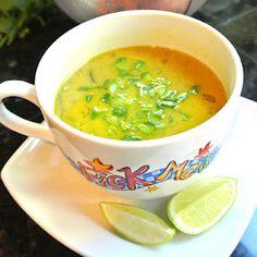 Crockpot Coconut Curry Soup Recipe