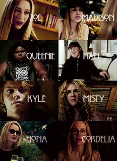 American Horror Story - COVEN by gabluque