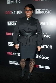 JILL SCOTT'S NEW LOOKS something about this I like