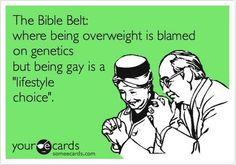 #Bible Belt morality