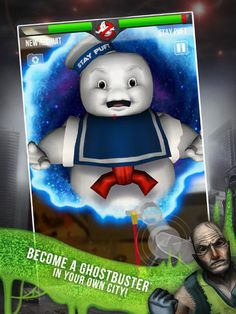 Ghostbusters™ Paranormal Blast: Augmented Reality - fights ghosts in your own city!!!