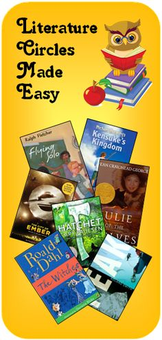 Corkboard Connections: Literature Circles Made Easy - New Resources  Read about new resources for Literature Circles on Laura Candler's Teaching Resources website including a huge collection of new book recommendations categorized by genre!