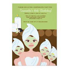Spa Bridal Party
