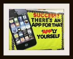 Success?    'App'ly yourself.