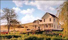 I love the Cheaper by the Dozen house! (Two Rock Ranch in Petaluma, CA)