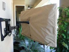 nice outdoor television cover