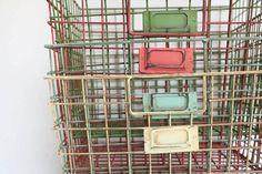 olive manna weathered wire gym baskets
