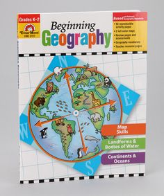 Take a look at this Beginning Geography: Grades K to 2 Workbook Set on zulily today!