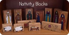 nativity blocks