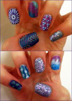 exotic nails #4