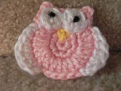 cute little owl, good tutorial