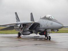 US Navy F-14 Tomcat...