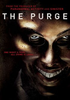 The Purge is one movie that I missed I wanted to catch it before the sequel. The premise is original, where government sanctions one night where everyone's crime is forgiven, called the purge. This had the cult movie written all over it. Unfortunately, the execution was not there. Intriguing as the storyline was, it could have been much better.