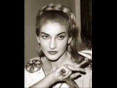 LIVE! Maria Callas - D'amor sull'ali rosee- Il Trovatore - Verdi