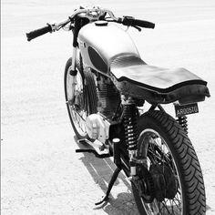 #bike #motorcycle #motorbike #honda #honda125 #caferacer #caferacers #custommotorcycles #custom #hittheroad #engine #street #moto #motos #bikers