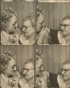 Photo booth c.1950s