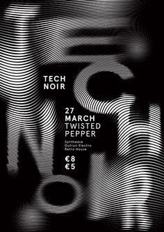 Technoir by Ronan Kelly