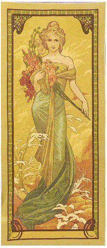 Art nouveau on pinterest art nouveau art nouveau for Famous art deco art