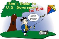 Ben's Guide to U.S. Government for Kids - use for election year