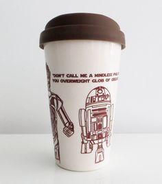 Star Wars - Travel Mug