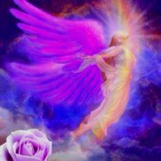 Angel Artwork wing, god, spiritu, art, book, fairi, doreen virtue, angels, light