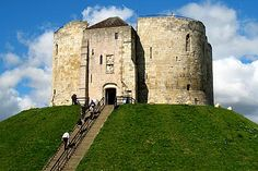 Clifford Tower - York England