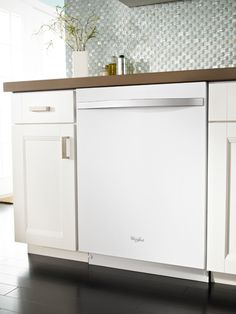 Whirlpool's Gold dishwasher ($849) is a cleaning powerhouse that won't run up your electric bill