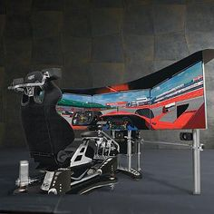 VRX iMotion Z-55 Racing Simulator