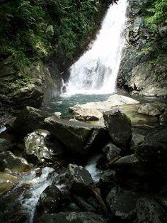 Hiji Falls, Okinawa, Japan
