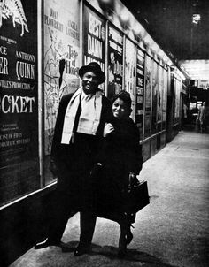 """Ossie Davis & Ruby Dee. """"A trustworthy marriage has weathered temptation & anger & jealousy, resentment & a little bit of selfishness. When you get over & get through that, then maybe you can see the light to love."""" - Ruby Dee on her 50+ year marriage"""