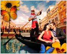 Gondola Rides - The Venetian Las Vegas - Resort Hotel Casino