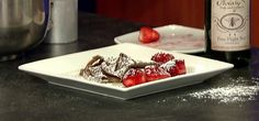 Chocolate crepes for Valentine's Day http://on.ky3.com/zUJgHX
