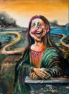 0563 [Erki Evestus] Mona Lisa