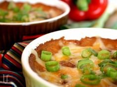 spicy bean dip for the cold weather? YES please.