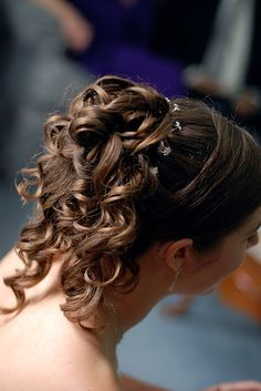 wedding hair museum bid day