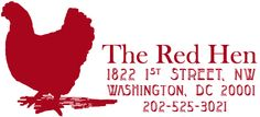 The Red Hen DC  |  1822 1st Street NW DC, 20001