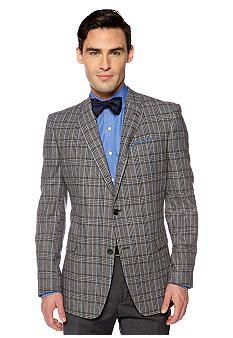 Tommy Hilfiger® Plaid Blend Sportcoat #belk #gifts #men
