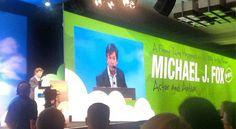 Web marketing - learning from Michael J. Fox