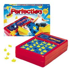 Perfection game.